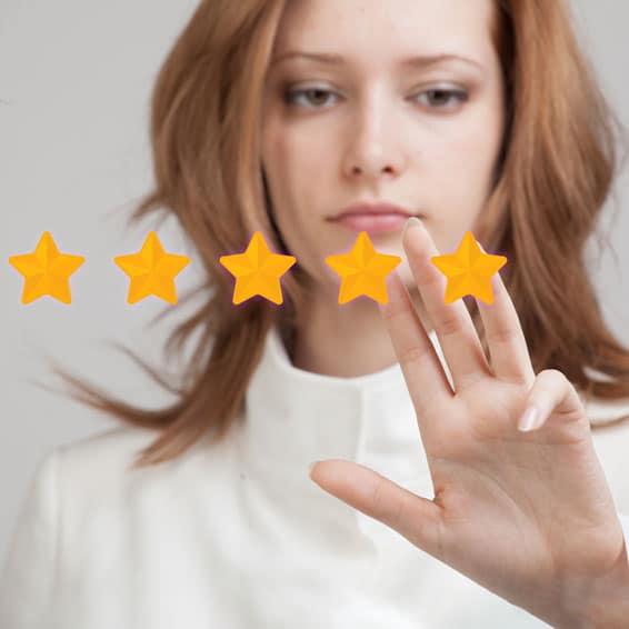 Dentist Reputation Management 5 Stars
