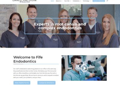 Dr. David Fife Endodontics